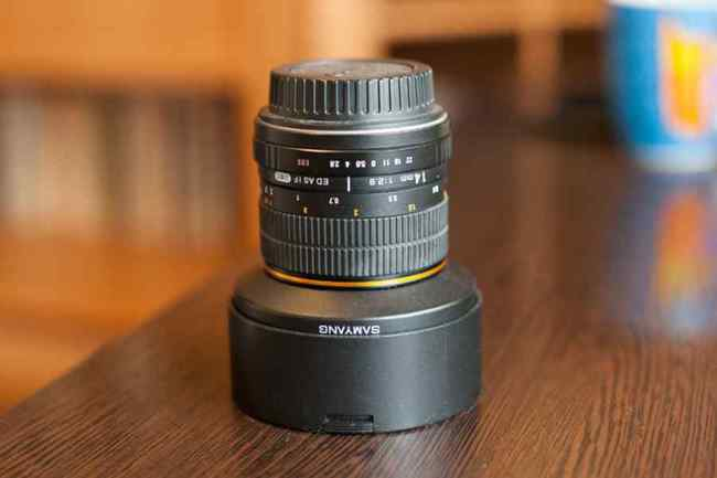 Samyang 14mm f2.8 ED AS IF для Canon-uvseh.com